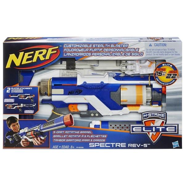 Nerf N-Strike Elite Firestrike  Hasbro - uteleksaker & sportleksaker