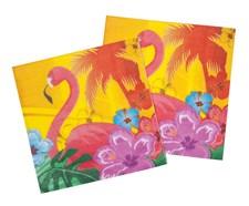 Servetit Flamingo 12-pakkaus