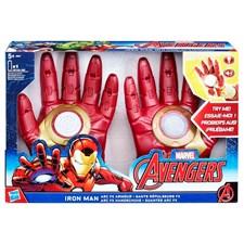 IRON MAN Arc FX Armor Gloves, The Avengers