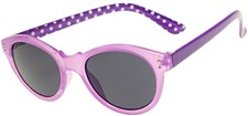 Aurinkolasit, liila/vaaleanpunainen, Haga Eyewear
