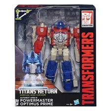 PowerMaster Optimus Prime Titan Return, Transformer