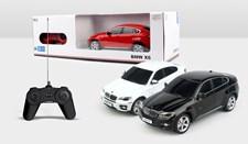 Radiostyrd, BMW X6, Vit