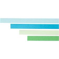 Quillingstrimler, B: 5 mm, L: 78 cm, 100 ass., ass. farger