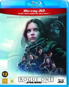 Rogue One - A Star Wars Story (Blu-ray 3D + Blu-Ray)