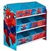 Förvaringshylla, Spiderman