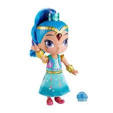 Wish & Twirl doll 24 cm, Shine, Shimmer & Shine