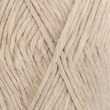 Drops, Cotton Light Uni Colour, Garn, Bomullmiks, 50 g, Lys beige 21