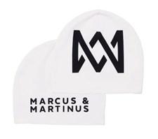 Mössa, Svart Logo, Marcus & Martinus