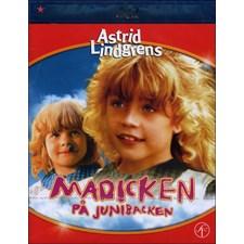 Madicken på Junibacken (Blu-ray)