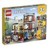 Rivitalon eläinkauppa ja kahvila, LEGO Creator (31097)