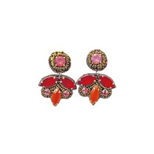 Øredobber Favolo Earring, Red