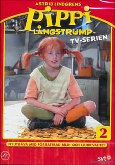 Pippi Långstrump - Tv-serien 2 (ordnar en utflykt/får besök av tjuvar)
