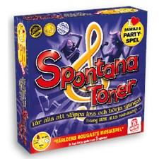 Spontana Toner, What a World of Entertainment (SE)