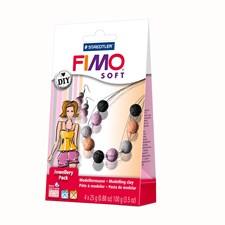 FIMO® myk leire, sett, DIY Cubes