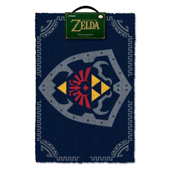 The Legend Of Zelda Dörrmatta Hylian Shield  Pyramid International