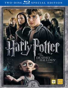 Harry Potter 7 Part 1 + Documentary (2-disc) (Blu-ray)
