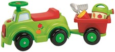 Trädgårdsbil, Gardening Ride-on, Ecoiffier