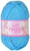 Soft Raggi 100g Turkoosi (31214)
