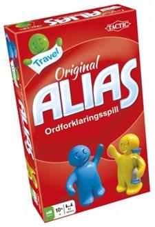 Alias Original travel, Tactic