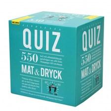 Quiz 550 Mat & Dryck, Jippijaja