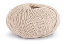 Knit At Home Classic Alpaca Wool Garn Ullmix 50 g Kremgul 510