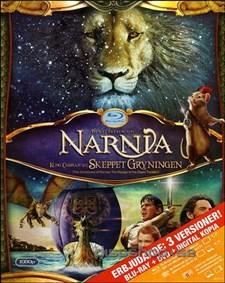 Narnia 3 - Caspian och Skeppet Gryningen (Blu-ray)