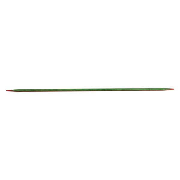 Strømpepinner i bjørk 15 cm - 4 mm Du Store Alpakka Symfonie