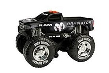Monster Truck, Raminator, Svart