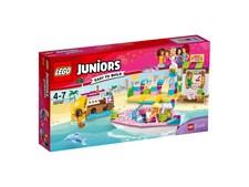 Andrean ja Stephanien rantaloma, LEGO Juniors (10747)