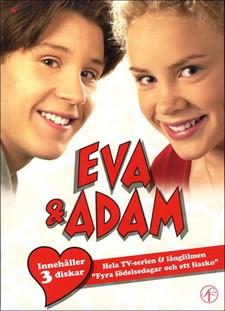 Eva & Adam Box (3-disc)