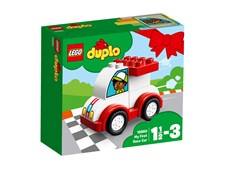 Min första racerbil, LEGO DUPLO My First (10860)