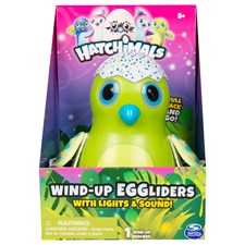 Wind Up With Light, Green, Hatchimals
