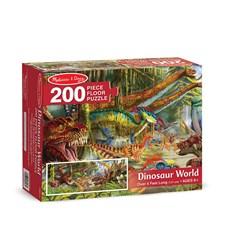 Dinosaur World Floor Puzzle