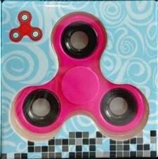 Fidget Spinner, Rosa
