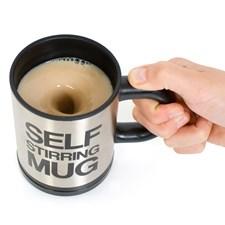 Självrörande Mugg