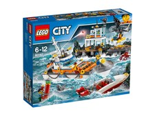 Rannikkovartioston päämaja, LEGO City Coast Guard (60167)