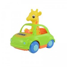 Tomy Ready Steady Musical Giraffe Kirahvi