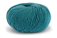 Knit At Home Superfine Merino Wool Ullgarn 50 g Petrol 317