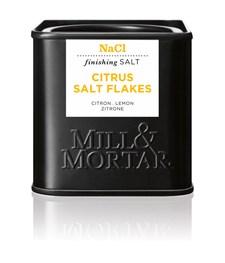Mill & Mortar Krydda Citrus Salt 70 g