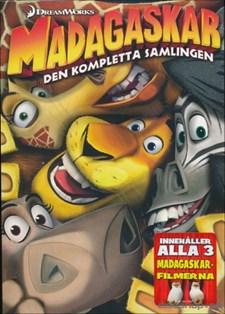 Madagaskar 1-3 Box
