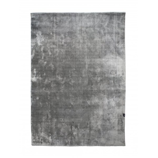 Inget (Storm) Classic Collection Velvet Tencel Matta 100% Tencel 200 x 300 cm Silver