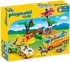 Suuri Afrikan safari, 1.2.3 Playmobil