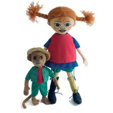 Pippi och Herr Nilsson dockor, Pippi Långstrump