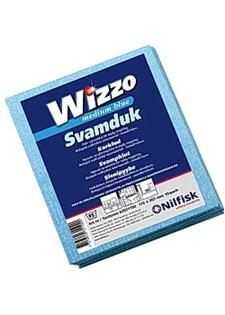 Disktrasa Wizzo Clean M Blå 10 st