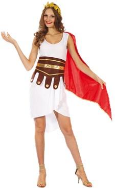 Romer Kvinne Karnevalskostyme