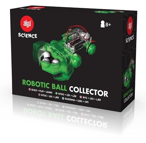 Robot-bollsamlare  Alga Science - experiment- & aktivitetslådor