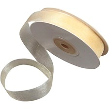 Band Organza 15 mm x 20 m Cream