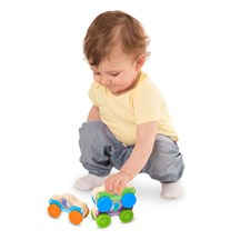 Animal Stacking Cars, Melissa & Doug