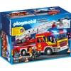 Brandbil med stege, ljud och ljus, Playmobil City Action (5362)