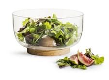Sagaform Oak Serveringsskål 1.5 L Klar